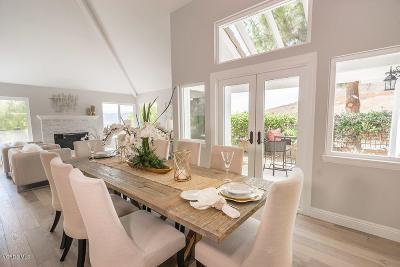 Thousand Oaks Single Family Home For Sale: 2487 La Granada Drive