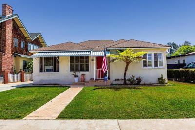 Single Family Home For Sale: 11906 South Park Avenue