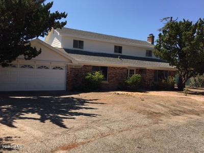 Thousand Oaks Single Family Home For Sale: 120 Sirius Circle