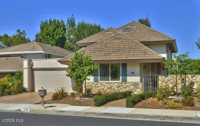 Westlake Village Single Family Home For Sale: 1449 Redsail Circle