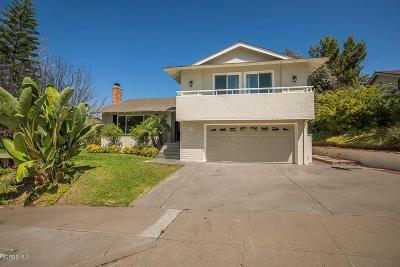 Thousand Oaks Single Family Home For Sale: 1194 Calle Pinata