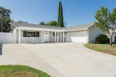 Simi Valley Single Family Home For Sale: 2334 Rosemary Street
