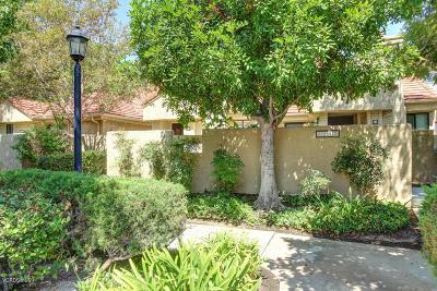 Simi Valley Condo/Townhouse For Sale: 5213 Huntley Street #46