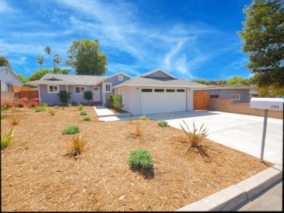 Thousand Oaks Single Family Home For Sale: 266 Almon Drive