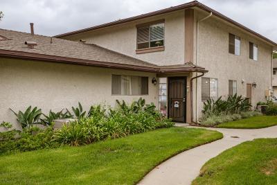 Simi Valley Condo/Townhouse For Sale: 2013 Avenida Refugio #3