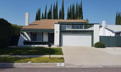 Simi Valley CA Single Family Home For Sale: $640,000
