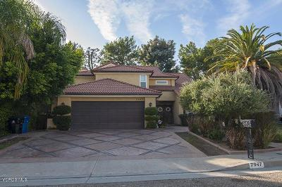 West Hills Single Family Home For Sale: 7947 Marquand Avenue
