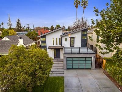 Studio City Single Family Home For Sale: 12953 Bloomfield Street