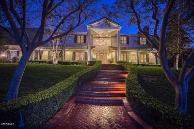 Westlake Village Single Family Home For Sale: 5032 Hunter Valley Lane