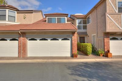 Agoura Hills Condo/Townhouse For Sale: 29618 Windsong Lane