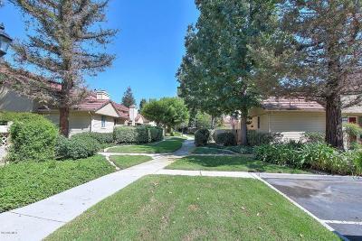 Simi Valley Condo/Townhouse For Sale: 2264 Birchglen Street #144