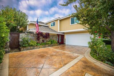 Westlake Village Single Family Home For Sale: 1394 Redsail Circle