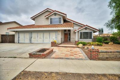Simi Valley Single Family Home For Sale: 5451 Placerita Drive