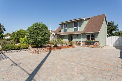 Simi Valley Single Family Home For Sale: 2459 Fitzgerald Road