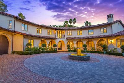 Westlake Village Single Family Home For Sale: 988 Country Valley Road