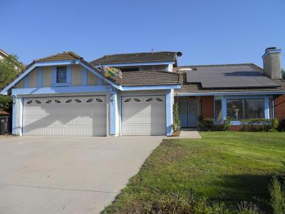 Moorpark Single Family Home For Sale: 13820 Donnybrook Lane