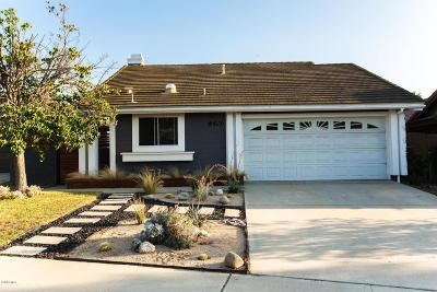 Moorpark Single Family Home For Sale: 13150 East Mesa Verde Drive
