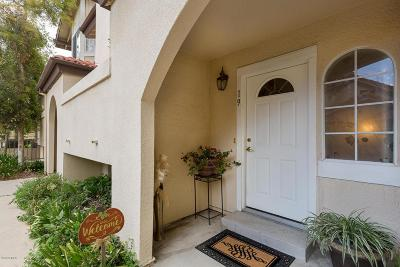 Simi Valley Condo/Townhouse For Sale: 2779 Stearns Street #19