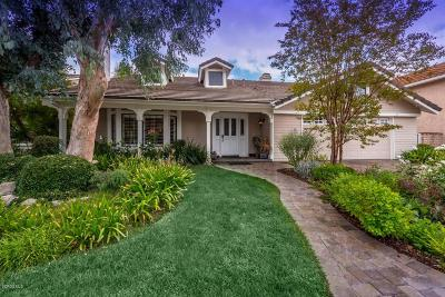 Los Angeles County Single Family Home For Sale: 6372 Fenworth Court