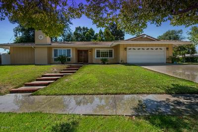 Thousand Oaks Single Family Home For Sale: 1169 Warwick Avenue