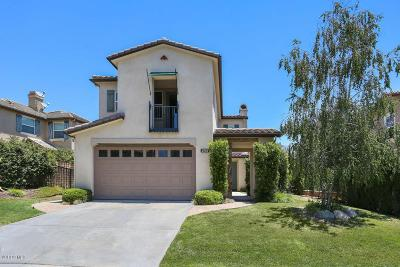 Simi Valley Single Family Home For Sale: 3742 Young Wolf Drive