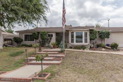 Thousand Oaks Single Family Home For Sale: 760 Calle Margarita