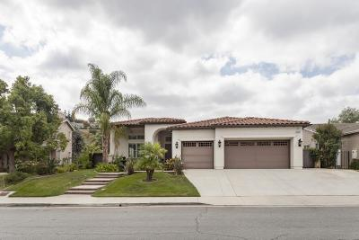 Simi Valley Single Family Home For Sale: 2220 Rudolph Drive
