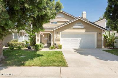 Moorpark Single Family Home For Sale: 4430 Summerglen Court