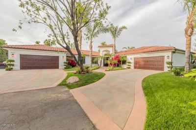 Simi Valley Single Family Home For Sale: 4921 Barnard Street