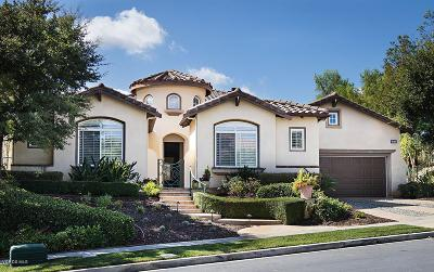 Thousand Oaks Single Family Home For Sale: 2878 Country Vista Street
