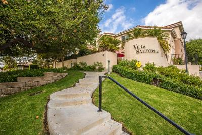 Thousand Oaks Condo/Townhouse For Sale: 307 Avenida De Royale
