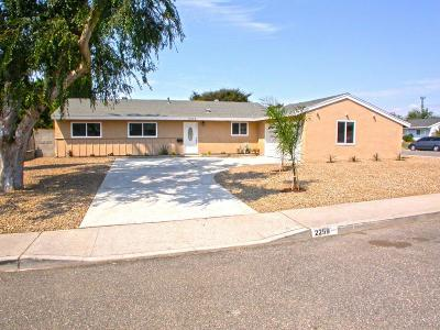 Simi Valley Single Family Home For Sale: 2259 Caldwell Avenue