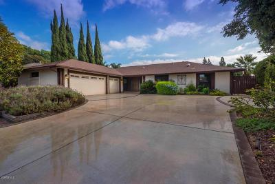 Thousand Oaks Single Family Home For Sale: 154 Summerfield Street