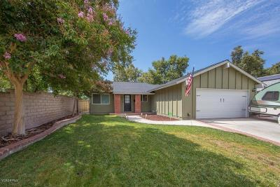Simi Valley CA Single Family Home For Sale: $534,000