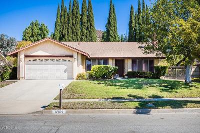 Thousand Oaks Single Family Home For Sale: 1321 Calle De Oro