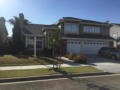Simi Valley Single Family Home For Sale: 2179 Desert Creek Avenue