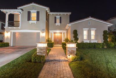 Simi Valley Single Family Home For Sale: 3949 Eagle Flight Drive
