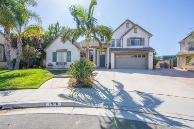 Simi Valley Single Family Home For Sale: 1958 Rheinland Court