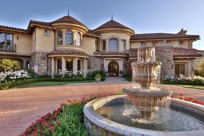 Thousand Oaks Single Family Home For Sale: 110 West Potrero Road