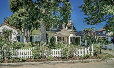 Toluca Lake Single Family Home For Sale: 11151 Kling Street