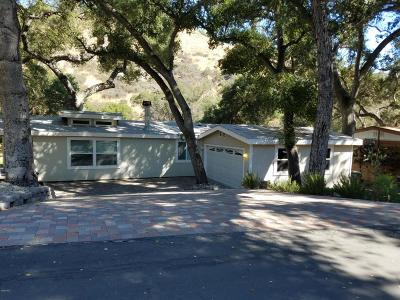 Westlake Village Single Family Home For Sale: 146 Sherwood Drive