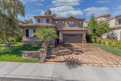 Simi Valley CA Single Family Home For Sale: $835,000