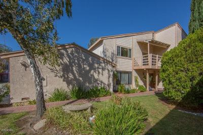 Simi Valley Single Family Home For Sale: 2446 Stow Street