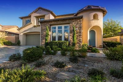 Moorpark Single Family Home For Sale: 13934 Eaton Hollow Avenue