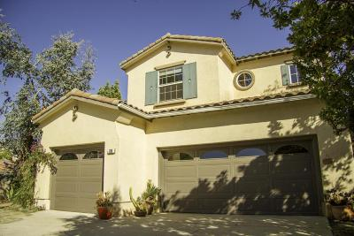 Simi Valley Single Family Home For Sale: 336 Canyon Crest Drive