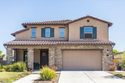 Camarillo Single Family Home For Sale: 504 Willow Glen Court