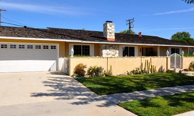 Thousand Oaks Single Family Home For Sale: 105 West Gainsborough Road