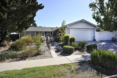 Simi Valley CA Single Family Home For Sale: $550,000