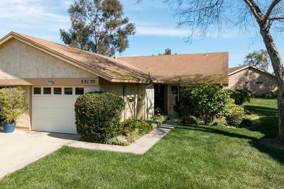 Camarillo Condo/Townhouse For Sale: 32132 Village 32