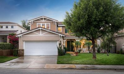 Simi Valley CA Single Family Home For Sale: $729,950